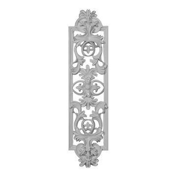 Restorers Architectural Avery Vertical Urethane Onlay Applique