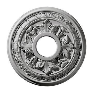 Restorers Architectural Baltimore Urethane Ceiling Medallion