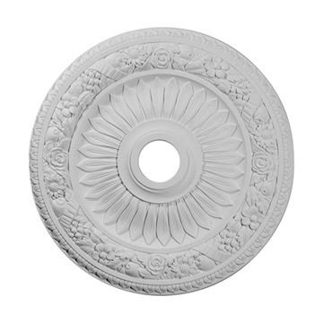 Restorers Architectural Bellona Urethane Ceiling Medallion