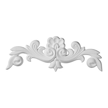 Restorers Architectural Benson Flowing Leaves Urethane Onlay Applique