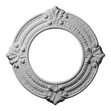 Restorers Architectural Benson Urethane Ceiling Medallion