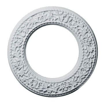 Restorers Architectural Blackthorn 13 Inch Urethane Ceiling Medallion