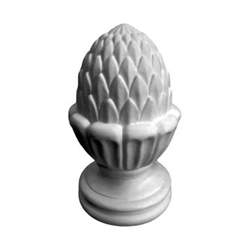 Restorers Architectural Blackthorne Urethane Finial