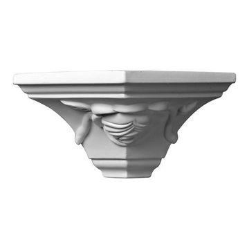 Restorers Architectural Bulwark Urethane Outside Molding Corner