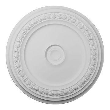 Restorers Architectural Carlsbad 31 Inch Urethane Ceiling Medallion