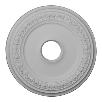 Restorers Architectural Classic Infinity Urethane Ceiling Medallion