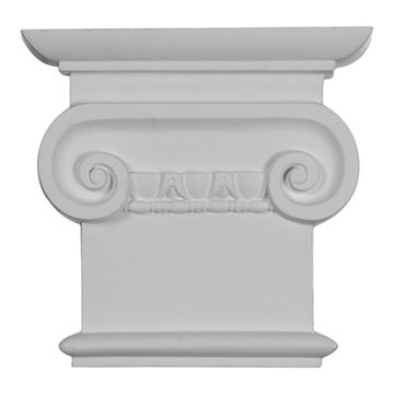 Restorers Architectural Classic Ionic Urethane Capital