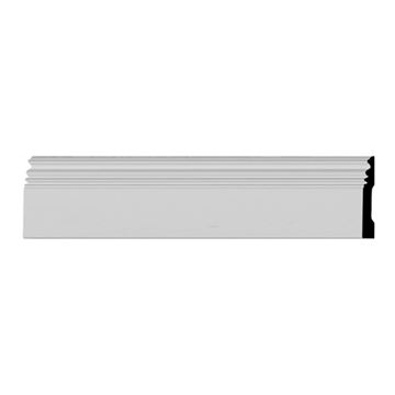 Restorers Architectural Classic Urethane Baseboard Molding