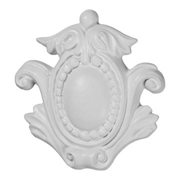 Restorers Architectural Cole Medallion Urethane Onlay Applique