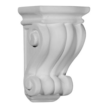 Restorers Architectural Cole Traditional Urethane Corbel