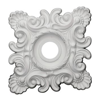 Restorers Architectural Crawley Urethane Ceiling Medallion