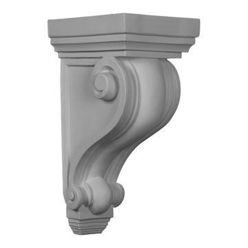 Restorers Architectural Devon Urethane Corbel
