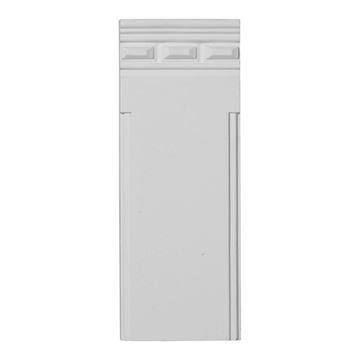 Restorers Architectural Devon Urethane Plinth Block