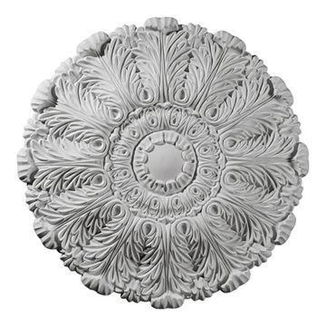Restorers Architectural Durham Urethane Ceiling Medallion