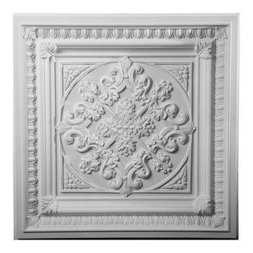 Restorers Architectural Edwards Urethane Ceiling Tile