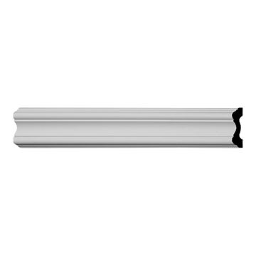 Restorers Architectural Edwards 4 Inch Urethane Panel Molding