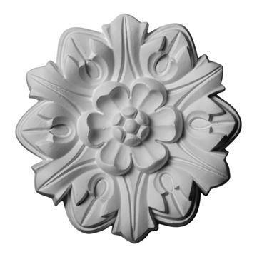 Restorers Architectural Emery Urethane Ceiling Medallion
