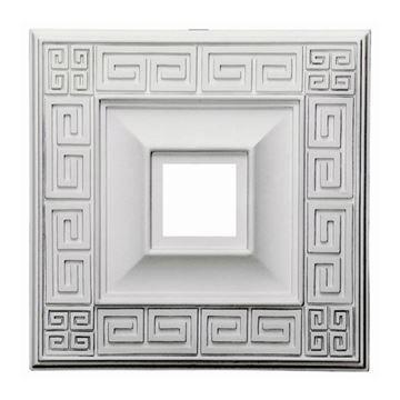 Restorers Architectural Eris Urethane Ceiling Medallion