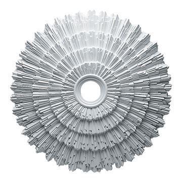 Restorers Architectural Eryn Urethane Ceiling Medallion