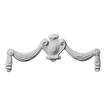 Restorers Architectural Federal Swag Urethane Onlay Applique