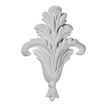 Restorers Architectural Foliage Urethane Onlay Applique