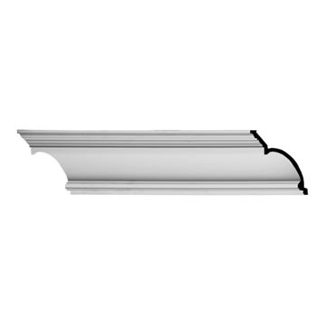 Restorers Architectural Foster Traditional Urethane Crown Molding