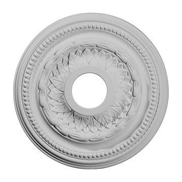 Restorers Architectural Galway Urethane Ceiling Medallion