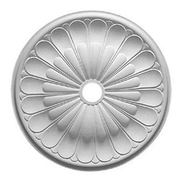Restorers Architectural Gorleen Urethane Ceiling Medallion