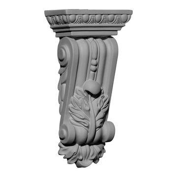 Restorers Architectural Gorleen Urethane Corbel