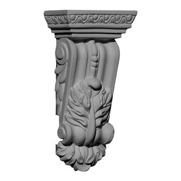 Restorers Architectural Granada Urethane Corbel