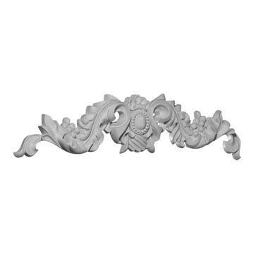 Restorers Architectural Grape Medallion Urethane Onlay Applique