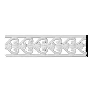 Restorers Architectural Hamilton Vertical Urethane Panel Molding