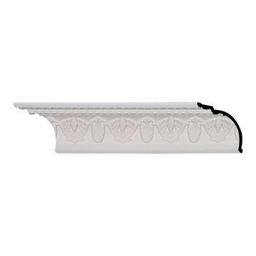 Restorers Architectural Harvest 6 3/4 Inch Urethane Crown Molding