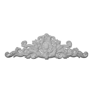 Restorers Architectural Haven 36 3/4-inch Urethane Applique