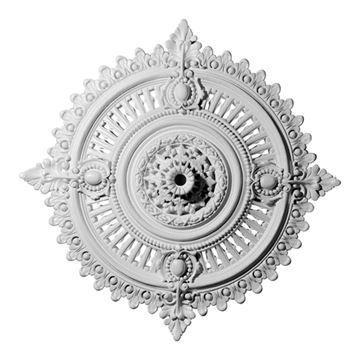 Restorers Architectural Haylynn Urethane Ceiling Medallion