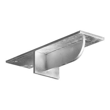 Restorers Architectural Heaton Cold Rolled Steel Bracket