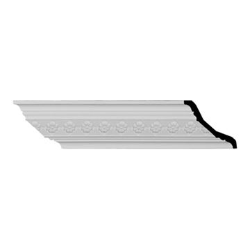 Restorers Architectural Hurley Urethane Crown Molding