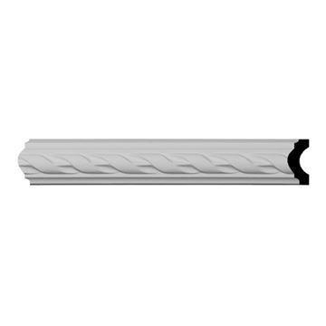 Restorers Architectural Jackson French Ribbon Urethane Panel Molding