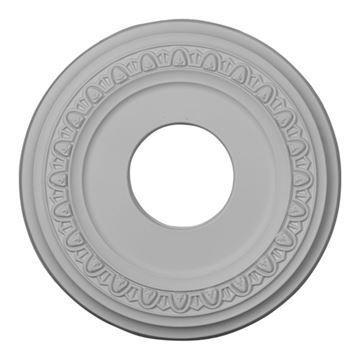 Restorers Architectural Jackson12 Inch Urethane Ceiling Medallion