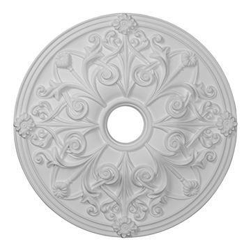 Restorers Architectural Jamie Urethane Ceiling Medallion