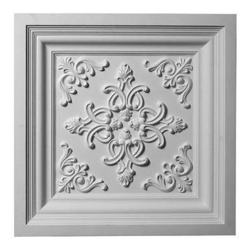 Restorers Architectural Kinsley Urethane Ceiling Tile