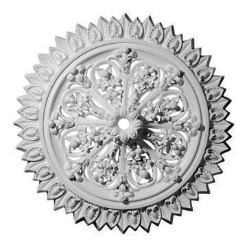 Restorers Architectural Lariah Urethane Ceiling Medallion