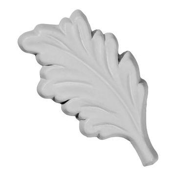Restorers Architectural Leaf Small Urethane Onlay Applique