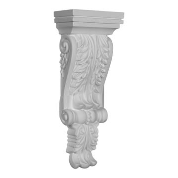 Restorers Architectural Legacy 12 Inch Urethane Corbel
