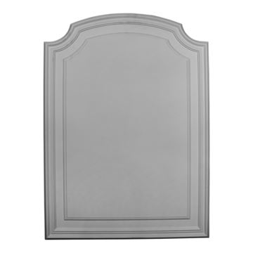 Restorers Architectural Legacy Urethane Arch Top Wall Or Door Panel