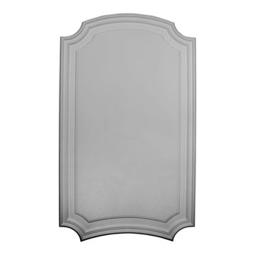 Restorers Architectural Legacy Urethane Deluxe Arch Wall Or Door Panel