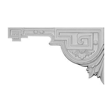 Restorers Architectural Legacy Urethane Stair Bracket