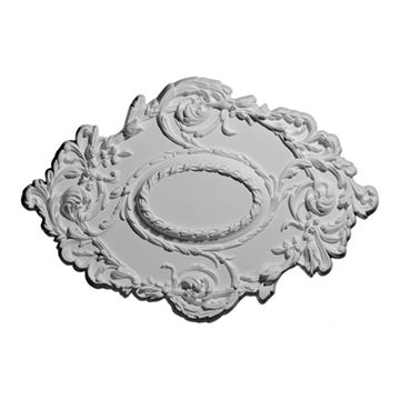 Restorers Architectural Lincoln Urethane Ceiling Medallion