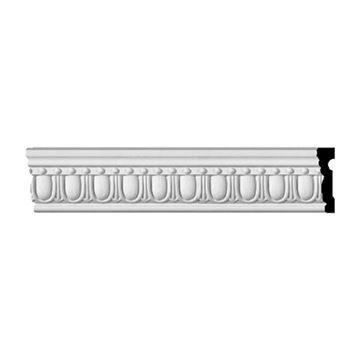 Restorers Architectural Linus Urethane Chair Rail