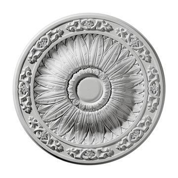 Restorers Architectural Lunel Urethane Ceiling Medallion